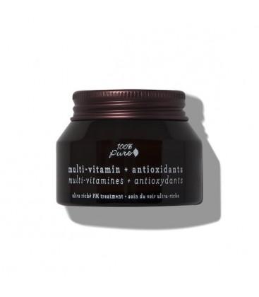 MULTI-VITAMIN + ANTIOXIDANTS ULTRA RICHE PM TREATMENT 42,5 g